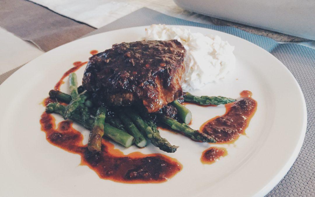 Biefstuk Bali thuis eten? Het recept