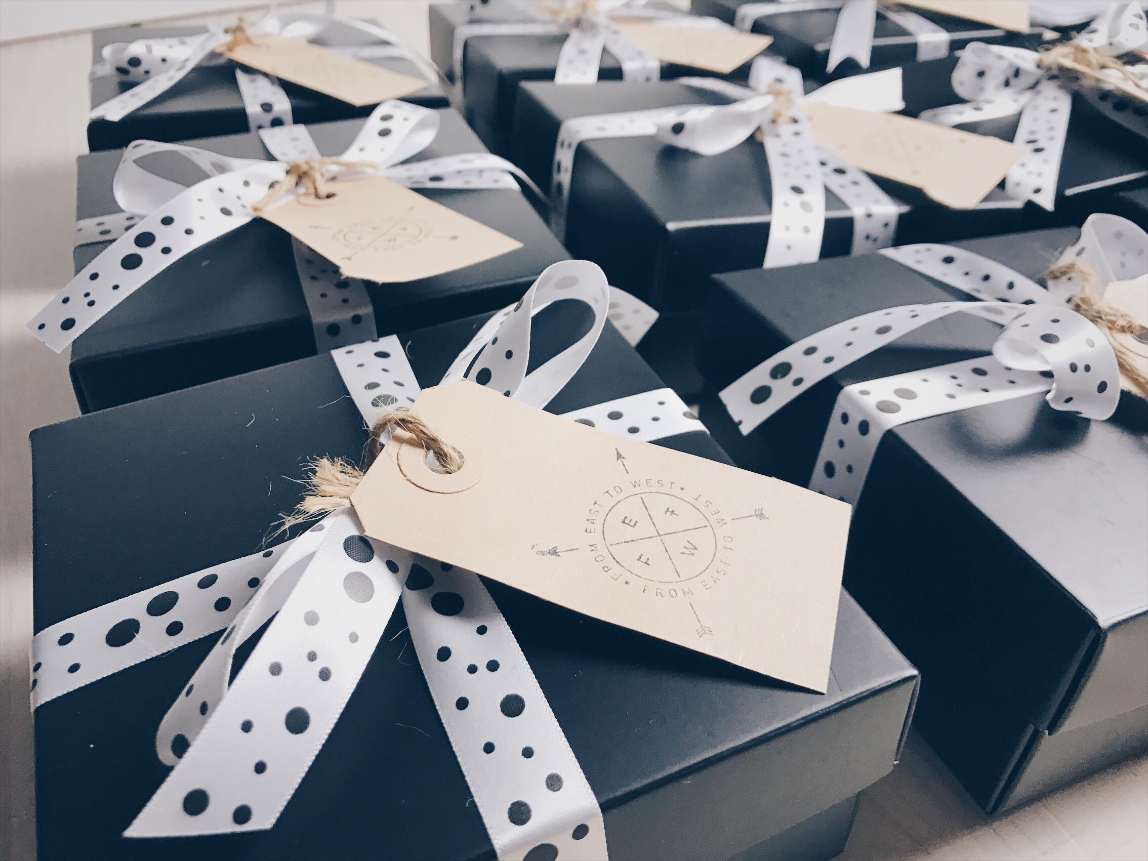 Cadeautjes inpakken voor een webshop, wat komt er allemaal bij kijken?